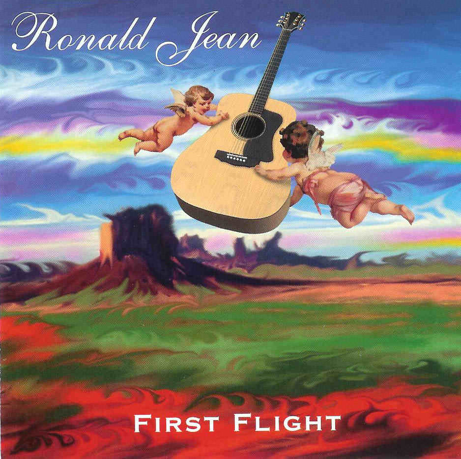 Ronald Jean, First Flight